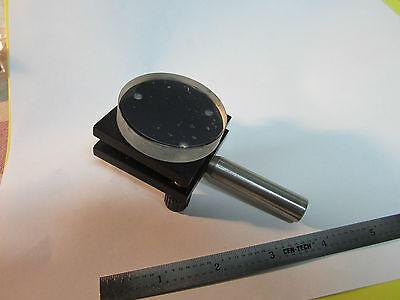 Optical Filter Mirror Mounted Newport Mm-2 Laser Optics Binb1-93