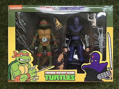 NECA Teenage Mutant Ninja Turtles Doppelpack Raphael vs. - Teenager Ninja Ninja Turtles
