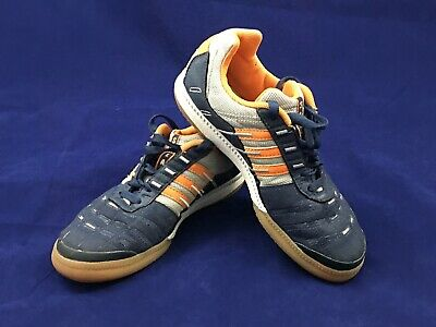 11b2a41a1 Vintage Style Adidas Mens Sala Indoor Soccer Shoes - Size 5 1/2