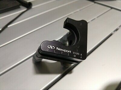 Newport Ultima U100-a Micrometer Mirror Mount Laser Like Thorlabs