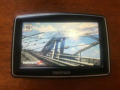 TOMTOM XL 3.5 inch Actual Screen GPS N14644 Tested, Free Shipping