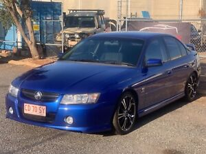 BLUE HOLDEN SV6 COMMODORE Winnellie Darwin City Preview