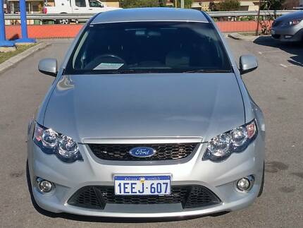 2009 Ford Falcon XR6 Sedan (Low KMs) Embleton Bayswater Area Preview