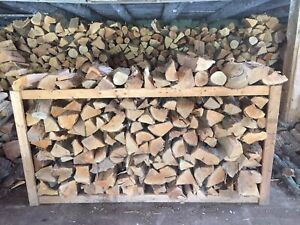 Dry Firewood-Stored INSIDE