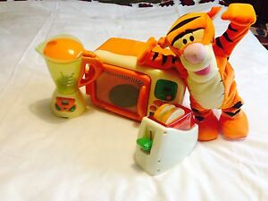 Tigger and Toys