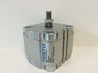 New Festo Pneumatic Block Cylinder Actuator Aevulq-63-25-a-p-a 145psi