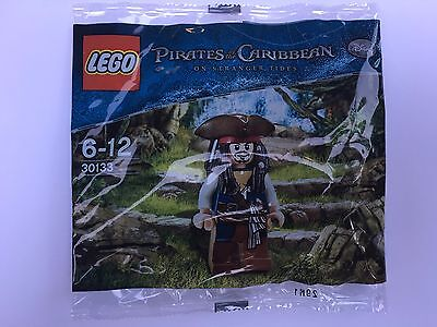 LEGO Pirates of the Caribbean 30133 Jack Sparrow NEW