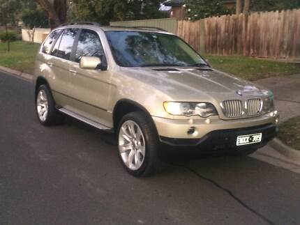 2002 BMW X5 Wagon Ringwood East Maroondah Area Preview