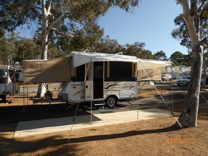 2008 Jayco Hawk camper trailer East Albury Albury Area Preview