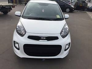 2016 Kia Picanto Hatchback Ravenhall Melton Area Preview
