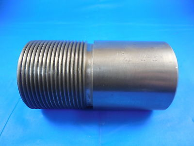 Shop Made 1 34 12 3 Thread Plug Gage 1.75 Quality Inspection Machining Tooling