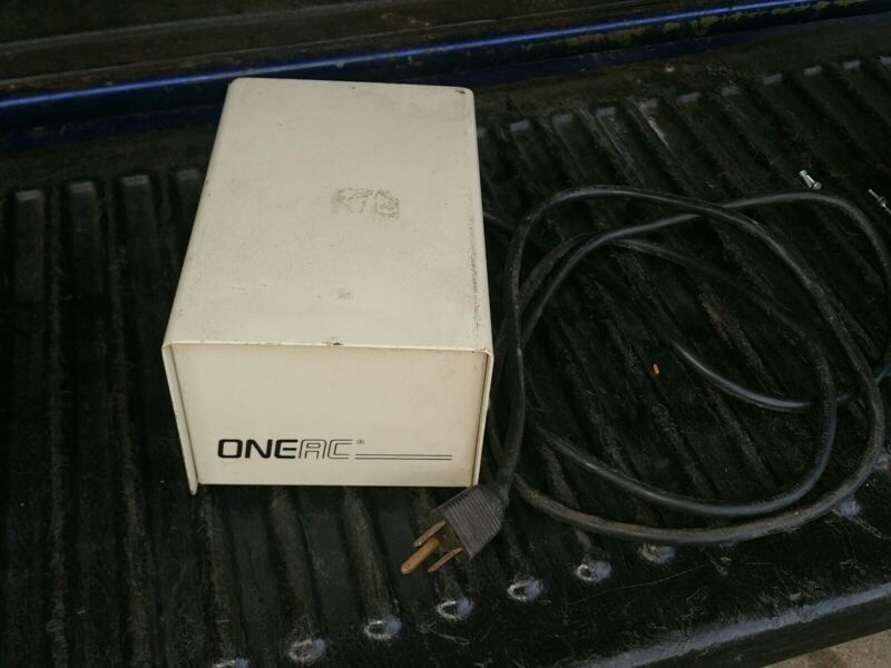 OneAC One AC CL1102 Power Conditioner