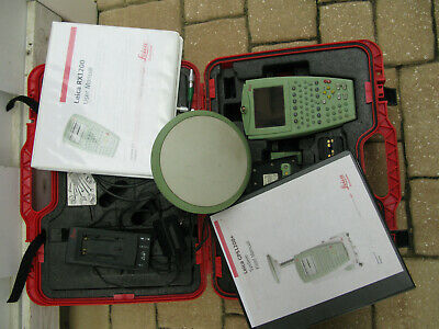 Leica System 1200 Network Gps Receiver Survey Grade