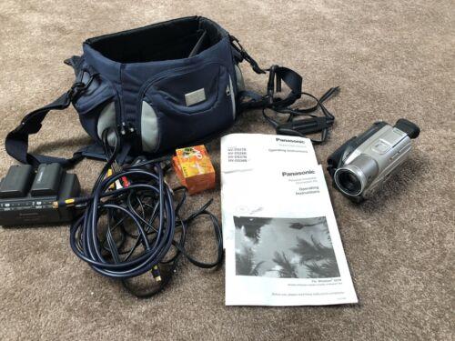 Panasonic Digital Video Camera NV-DS38B