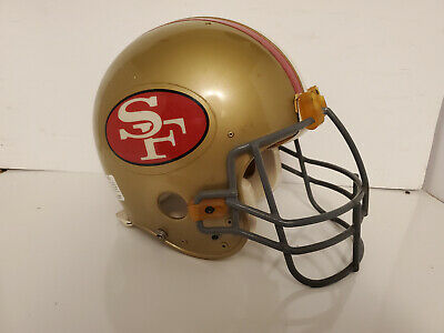 RIDDELL Soft Cup 4 point Low  Football Helmet Chinstrap NEW Not Used From 1990/'s
