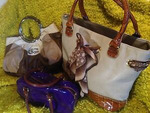BAG COLLECTION Lot 8