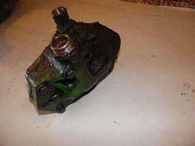 1950 John Deere Mt Farm Tractor Hydraulic Pump