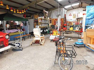 Bert´s Garage in Hasenmoor/Kreis SE