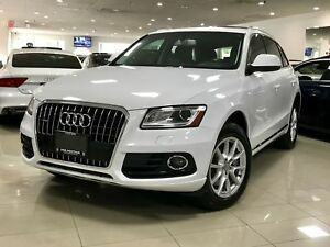 2014 Audi Q5 TDI Progressiv|1 OWNER|NAVI|NO ACCIDENT|NEW BREAKS