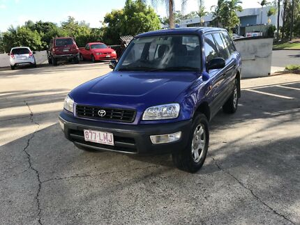 1999 Toyota RAV4 Manual 4wD Come Whit Rwc And Rego 15/9/2018