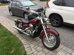 2005 Honda Shadow Very Clean Safetied