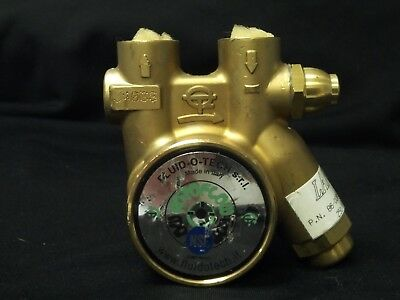 3//8 FNPT Low Lead Brass Rotary Vane Pump