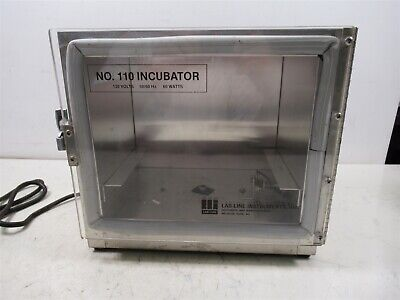Lab-line Instruments 110 Incubator Laboratory Device