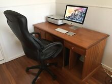 Office desk and chair Greenslopes Brisbane South West Preview