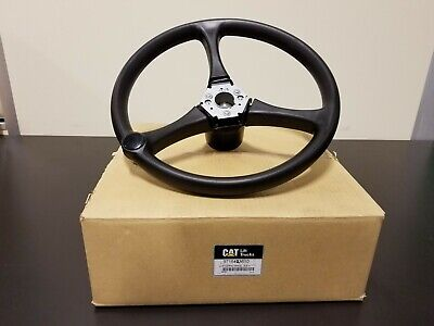 Cat - Mitsubishi Forklift Steering Wheel Sub Assembly - 9715413610 9715423600