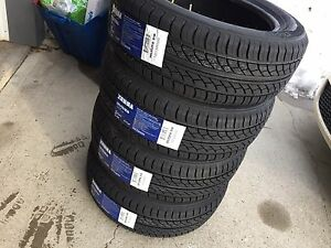 205/55/16 BRAND new all season tires zenna sportline $370 OBO