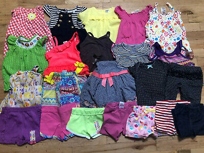 Baby Girl 6-9-12 Months Spring Summer Clothes Outfits Sets Lot Free Shipping!!