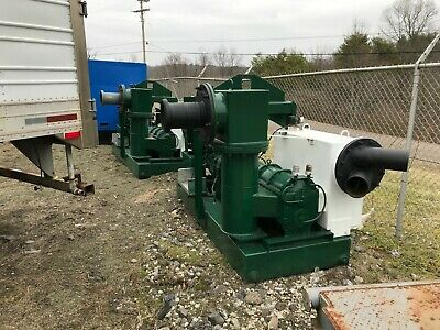 12 Inch Netzsch Tornado Xlb-6 Water Trash Rotarry Lobe Pump