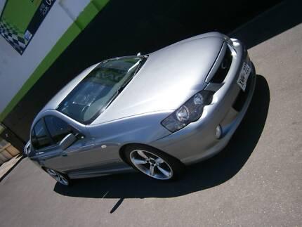 2004 Ford Falcon XR6 Turbo AUTO Sedan Blair Athol Port Adelaide Area Preview