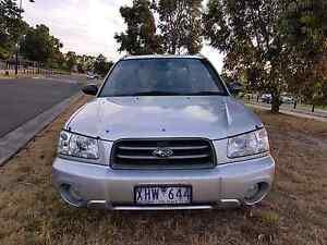 2003 Subaru Forester XS Luxury Craigieburn Hume Area Preview