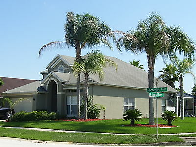 Orlando Vacation Rental Florida Home 5br Pool  Disney 3 bath