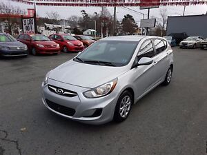 2013 Hyundai Accent GL Auto w/ Heated Seats Cruise ($37 weekl...