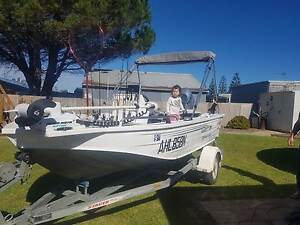 399 Stacer Proline Angler 2013 fishing boat Coonalpyn The Coorong Area Preview