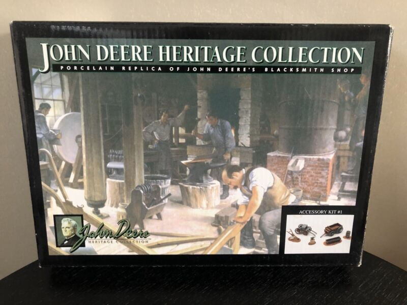 NEW John Deere Heritage Yard Accessory Kit #1 in series