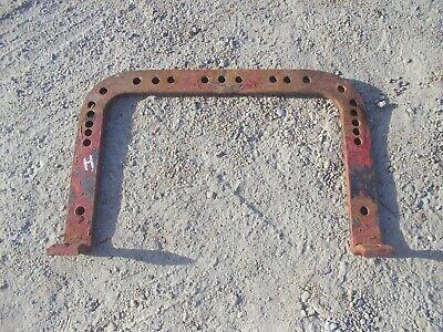 Farmall Ih H Super H 300 350 460 Tractor Ih Wishbone Draw Bar Drawbar Hitch
