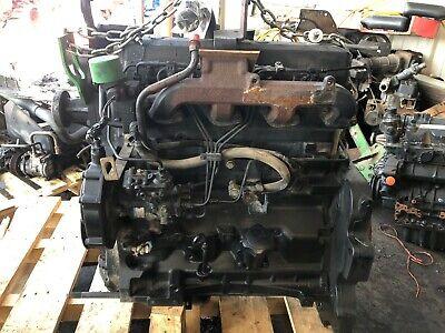 John Deere 5425 Complete Running Engine 81 Hp Diesel