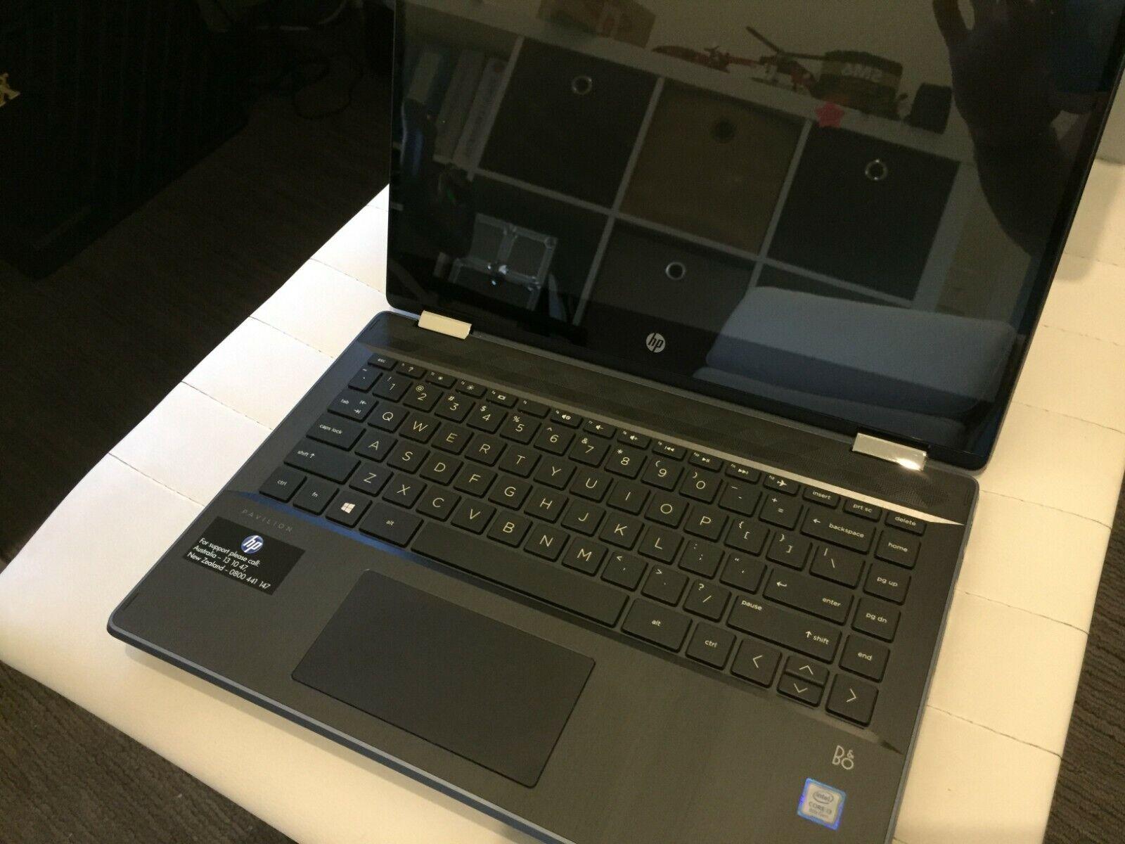 Laptop Windows - HP Pavilion x360 Intel core i3 8th Gen,128 GB SSD, 8GB RAM, Windows 10 Laptop