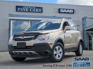 2008 Saturn VUE XE  ONLY 63,205 KM  Heated Seats