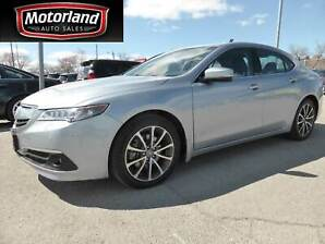 2015 Acura TLX Elite V6 AWD Navigation