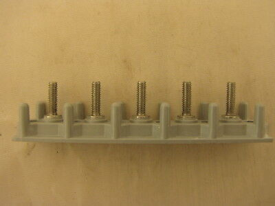 Ms 27212-6-5 Stud Terminal Junction Block 5 8-32x916 Studs