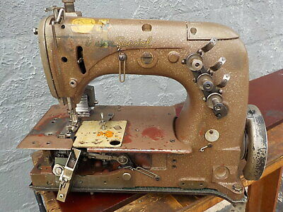 Industrial Sewing Machine Union Special 52-700 -with Pullertwo Needle Cover