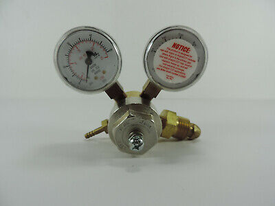 New Smith Equip. H1960-580 Aec Argon Gas Pressure Regulator 3000psig