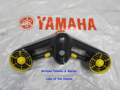 Yamaha Underwater Sea-scooter: SeaWing Personal Diving