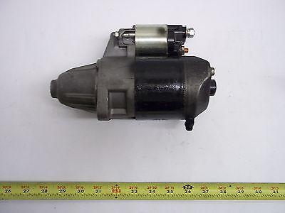 305359 Minuteman Sweeperpower Boss Starter Rebuilt