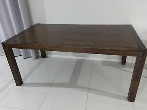 Dining table (only) 6-8 seater Raceview Ipswich City Preview