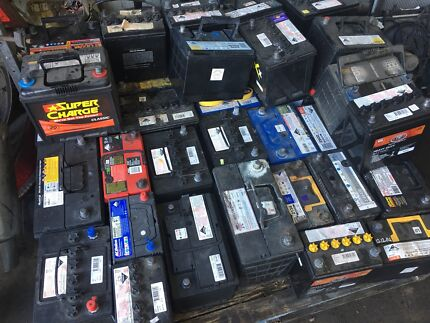 Second hand battery  $70